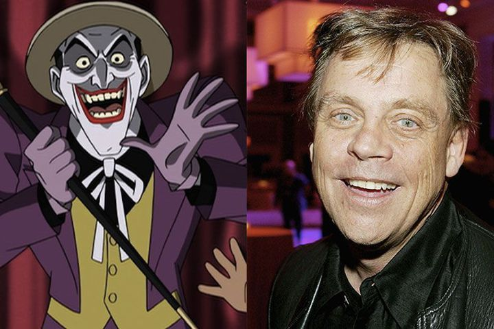 cool Mark Hamill reads Trump tweet in his creepiest Joker voice and nails it