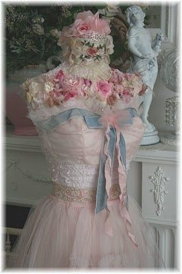 shabby chic form