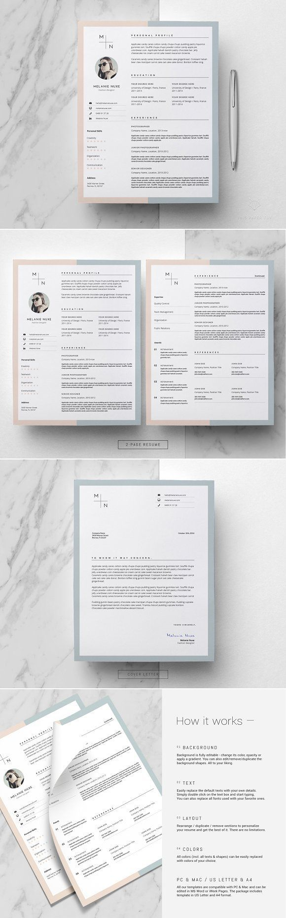 576 best Best Resume Design - resume help, best resume, first resume ...