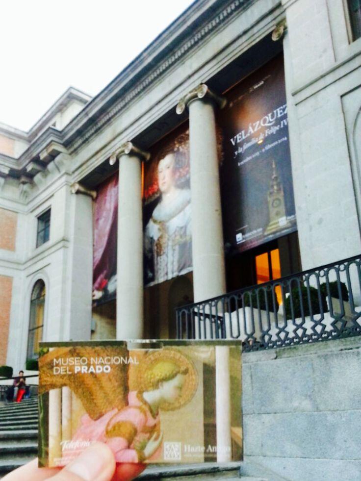 Museu do Prado, exposição Velazquez