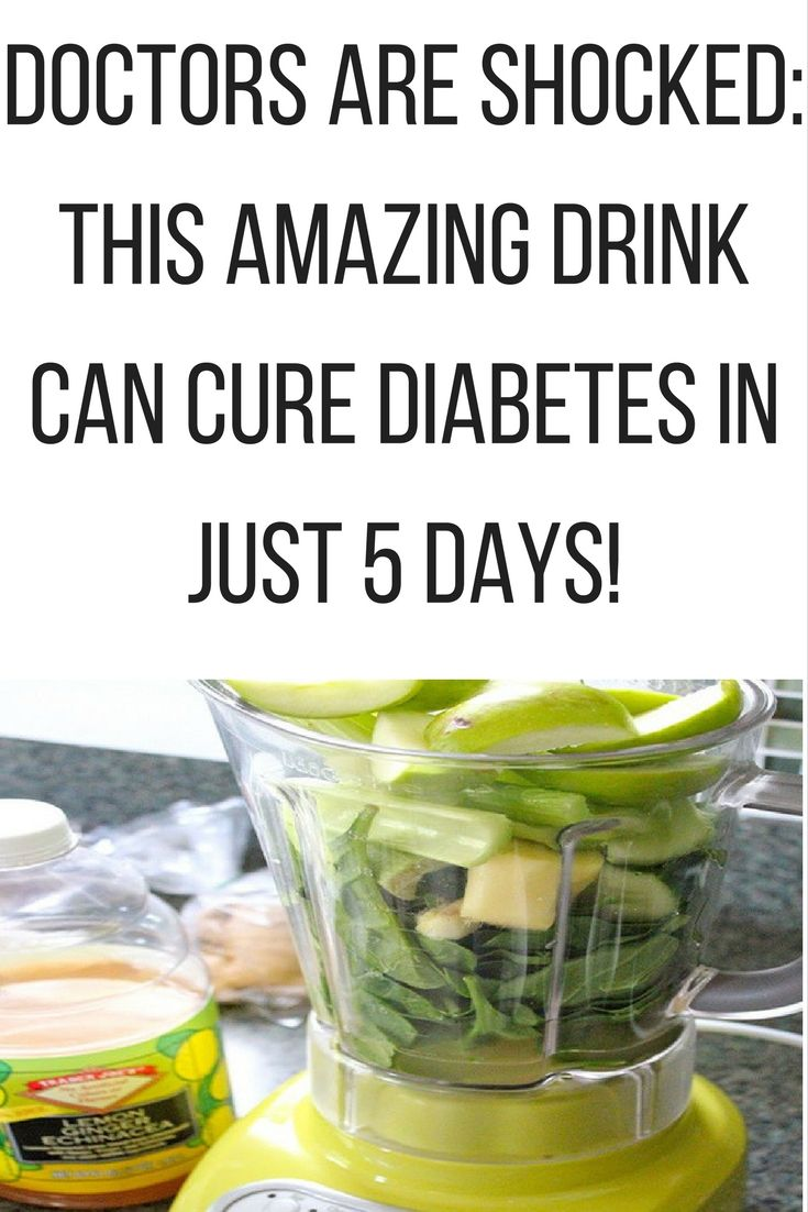 Doctors Are Shocked: This Amazing Drink Can Cure Diabetes in Just 5 Days!