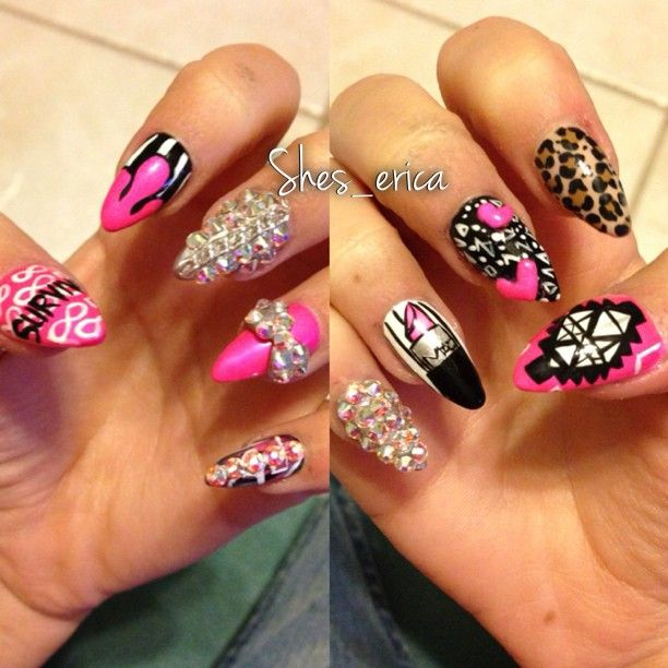13 best nuevo images on Pinterest | Nail scissors, Nail art ideas ...