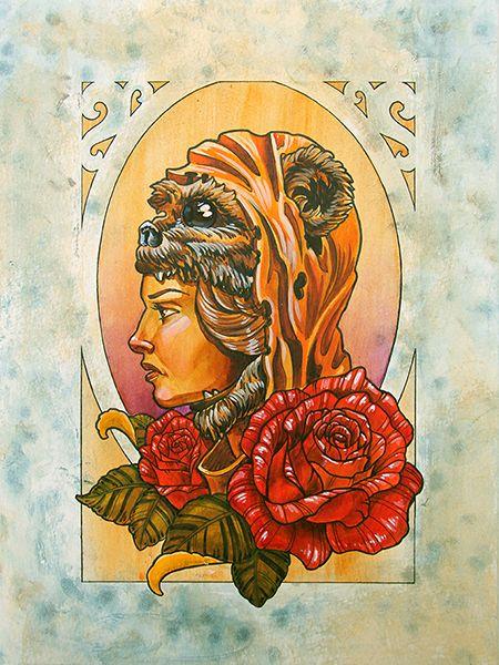 Nathaniel Gann Tattoo Art - Remington Tattoo San Diego ||| thats is just insane. so gorgeous