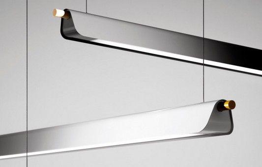 Trapets. Eco Fluorescent Tube Lighting. Note Design Studio for Zero.
