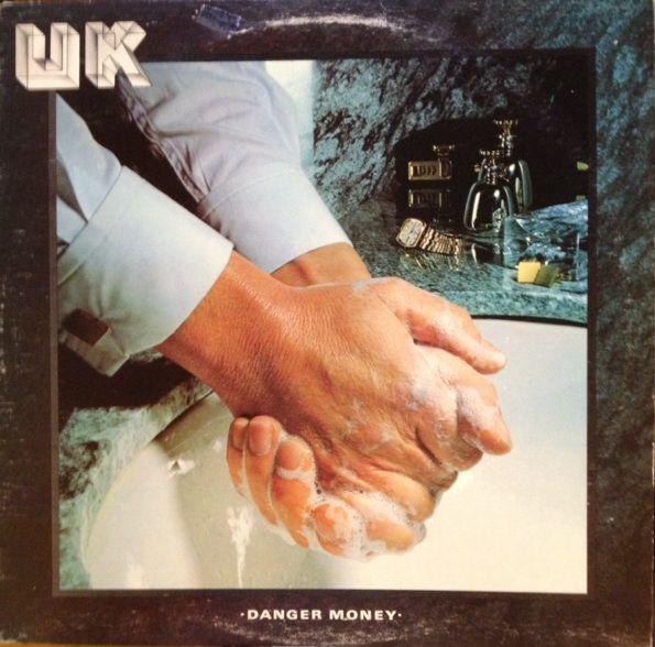 U.K.* - Danger Money (Vinyl, LP, Album) at Discogs  1979