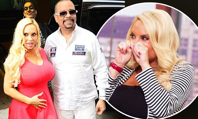 Coco Austin screamed and scared Ice-T after discovering she's pregnant