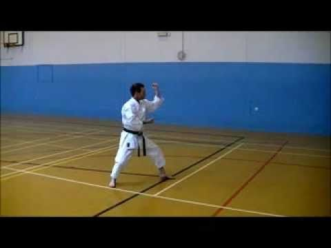 Wado Ryu Suparimpei by John Stephenson.mp4 - YouTube