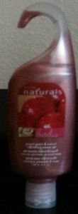 Avon Naturals Shower Gel Glazed Apple and Walnut 1 bottle by Avon. $5.99. A CREAMY SHOWER GEL THAT WILL LATHER UP INTO MANY BUBBLES. LEAVES YOUR SKIN CLEAN AND FEELING REFRESHED. GLAZED APPLE AND WALNUT FRAGRANCE. AVON NATURALS BODY BATH AND SHOWER GEL. Avon Naturals Shower and Bath Gel Fragrance-------GLAZED APPLE & WALNUT 5fl.oz. *********THE PRICE LISTED IS FOR 1 BOTTLE OF NATURALS SHOWER GEL****************************