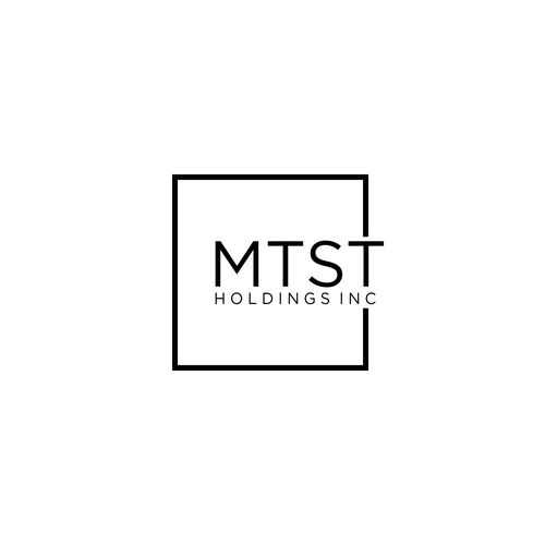 Logo for MTST Holdings Inc, a real estate business.