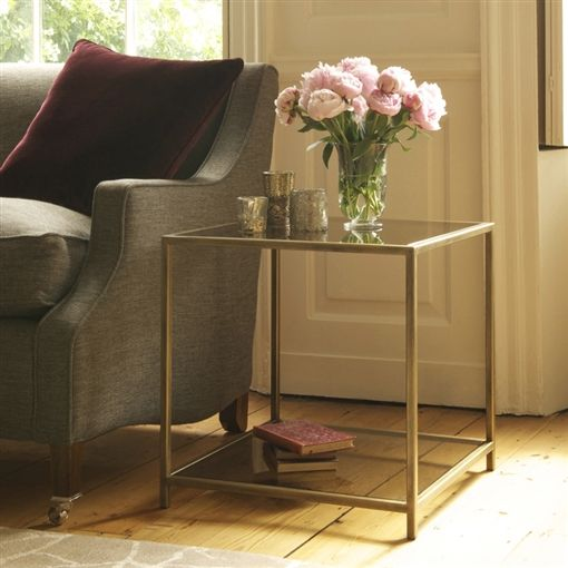 Madison Square Lamp Table  http://www.tomfaulkner.co.uk/