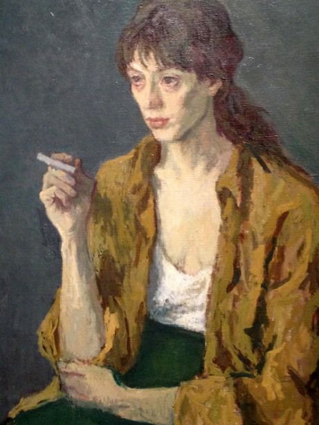 girl at doorway by raphael soyer essay Essay directory | examination  actress carol lynley in how shall i tell my daughter  raphael soyer, girl in blue, from the museum of fine arts, boston:.