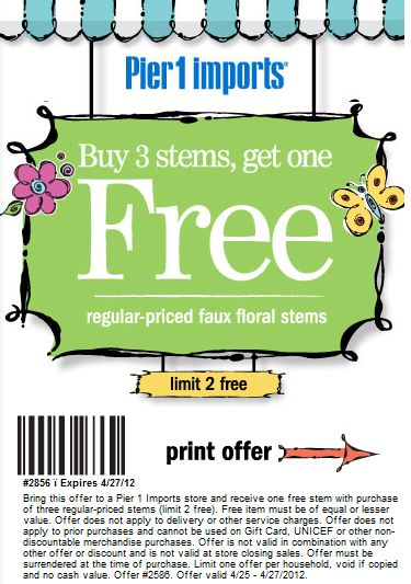 205 best Coupon Inspiration images on Pinterest Email newsletter - coupon disclaimer examples