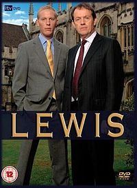 Lewis.  Far more watchable than Morse. Love the character development and the interactions between main players!