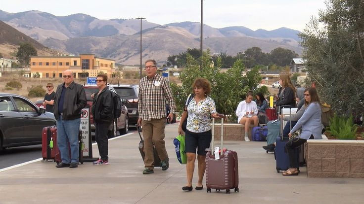 Back to Reality: Post-Thanksgiving travel clogs airports - KSBY San Luis Obispo News