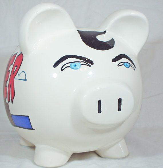 25 best images about adorable piggy banks for kids on pinterest the amazing cowboys and nautical - Nautical piggy banks ...