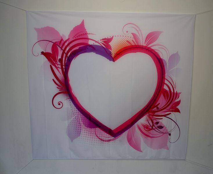 Gastgeschenke Hochzeitsherz Bettlaken Herz Zum Ausschneiden