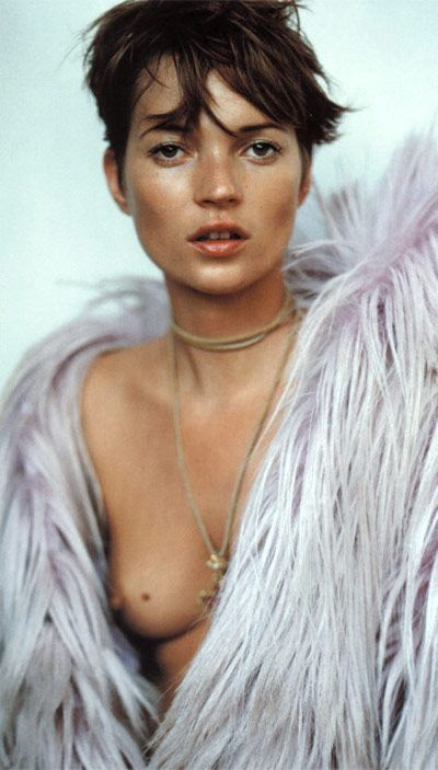 Kate Moss by mario testino | @andwhatelse