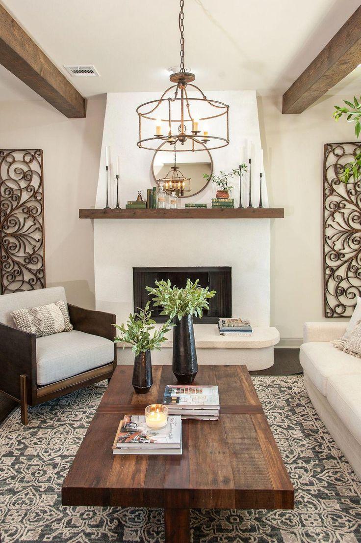 Wooden Furniture Living Room Designs: Modern Rustic Design, Wood Furniture, Magnolia Market