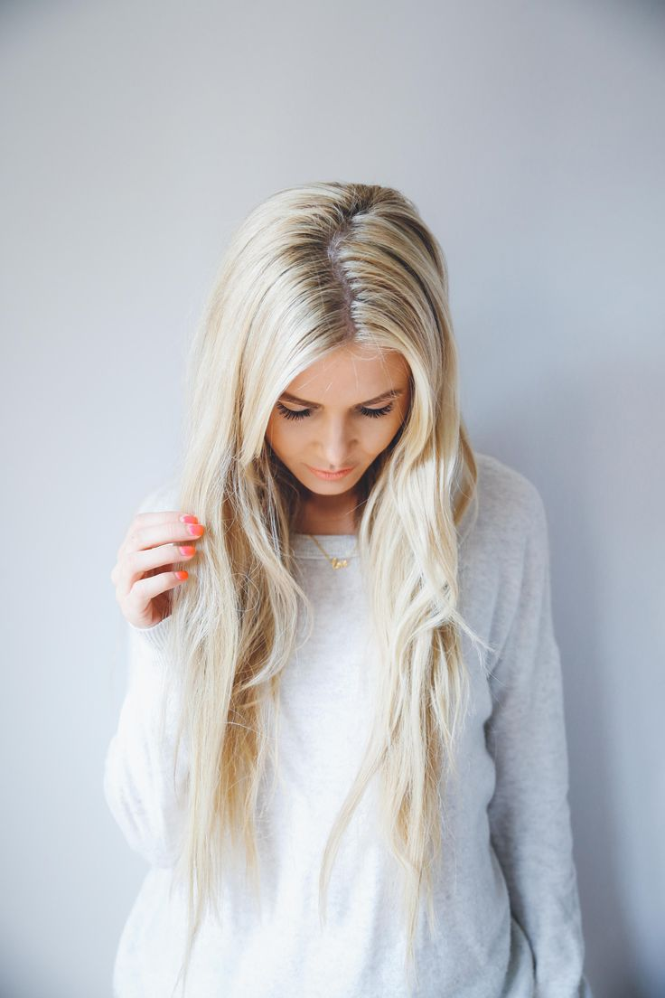 What I Tell my Hairdresser to get my Blonde Color | Barefoot Blonde | Bloglovin'