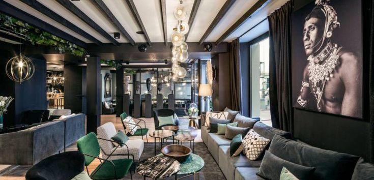 L Hotel Maisons Du Monde A Nantes Styles De Chambres Maison Du Monde Maison