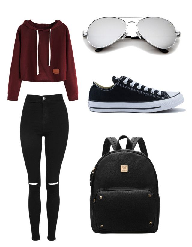 Comfy school clothes – My Polyvore Finds