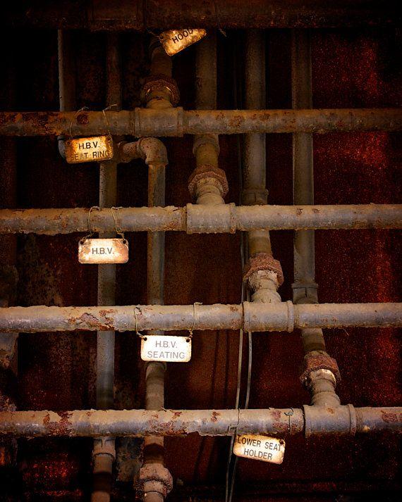Bethlehem Steel - H.B.V by Scott Krycia