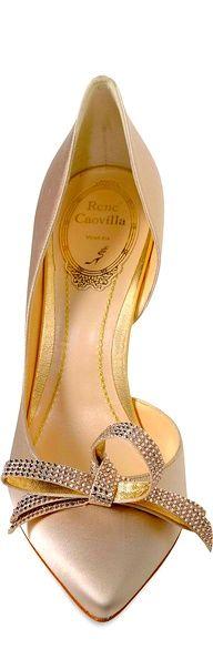 Beautiful Renè Caovilla Heels at ShoeSaleToday.com