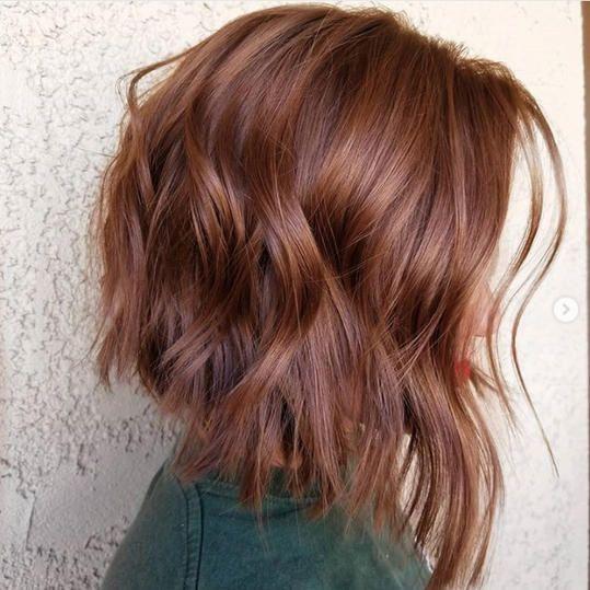 Ces tendances de la couleur des cheveux vont être partout en 2019