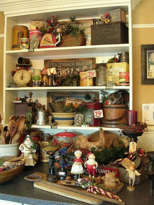 Kitchen display...love <3