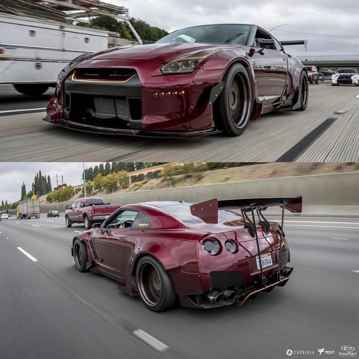 "18.1k Likes, 12 Comments - Boosted Cars™️️️️ (@boosted_cars) on Instagram: "" @thebrokelifegtr rolling out! ____ @iamted7 ____ /// #gtr #r35 #twinturbo #jdm #jdmgram…"""