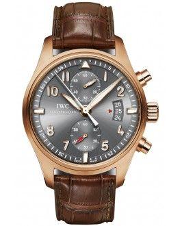 IWC Pilot's Spitfire Chronograph Mens Watch IW387803