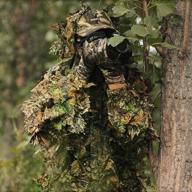 NEW ARRIVAL CS 3D Tactical Yowie sniper Camouflage Clothing ,Bionic ghillie suit ,Camouflage Hunting clothes,