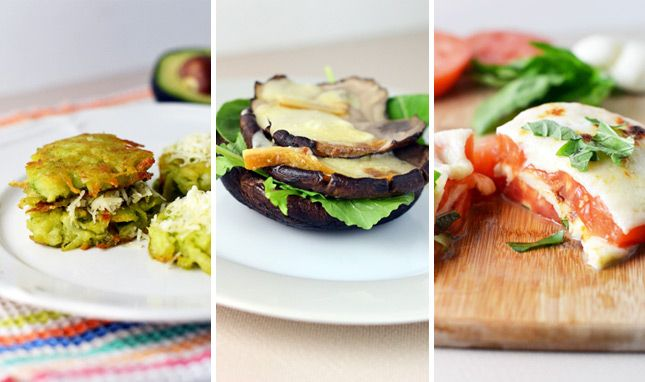 3 WAYS TO MAKE A BREAD-FREE GRILLED CHEESE