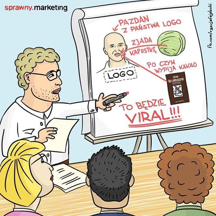 Czy wykorzystujecie w swoich działaniach marketingowych tematy, które są na fali, jak np. @michal_pazdan @kapi67 @cacaodecomorreno ? ;) Jeśli tak, to podeślijcie je do nas! My tymczasem przypominamy artykuł o wirusowych treściach sprawnymarketing.pl/wirusowe-tresci