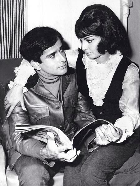 Image result for RAKHI WITH SHASHI KAPOOR