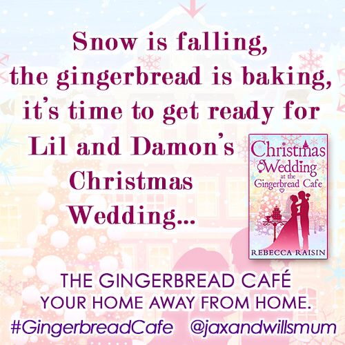 Christmas Wedding at the Gingerbread Cafe