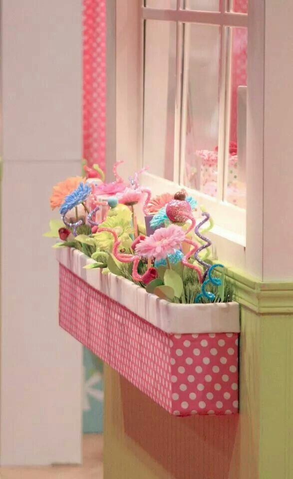 Cute idea for maybe a kids room? Or a play room?