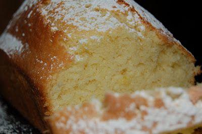 wasabi: Torta soffice al limone e latte di cocco