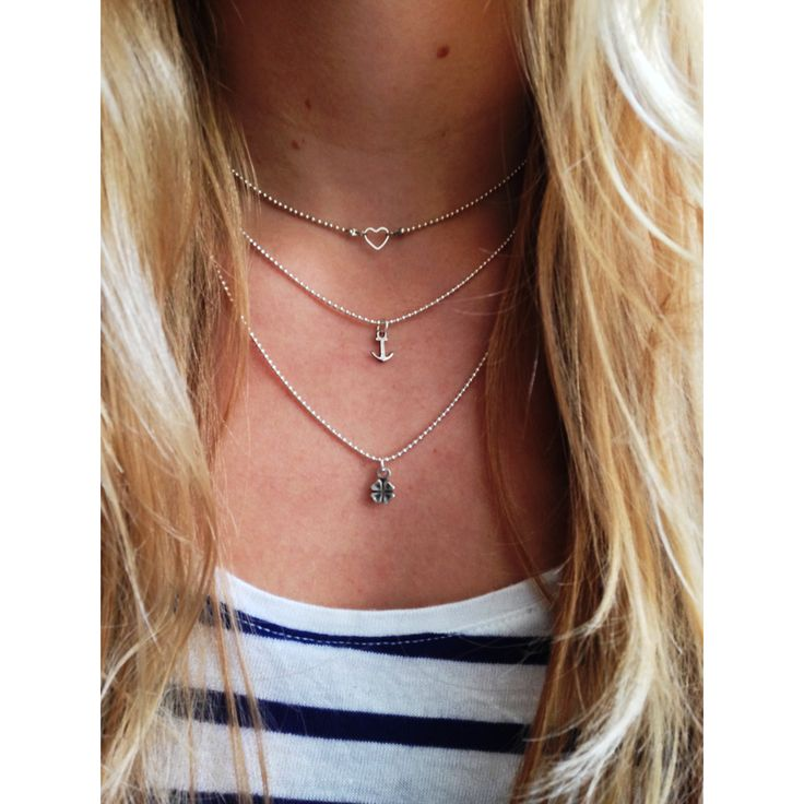 Mini bedels ballchain ketting
