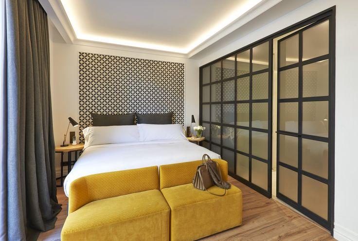 Hotel The Serras Barcelona – Habitación Deluxe