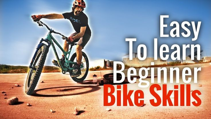 6 Easy Mountain Bike Skills And Drills For Beginner Riders That
