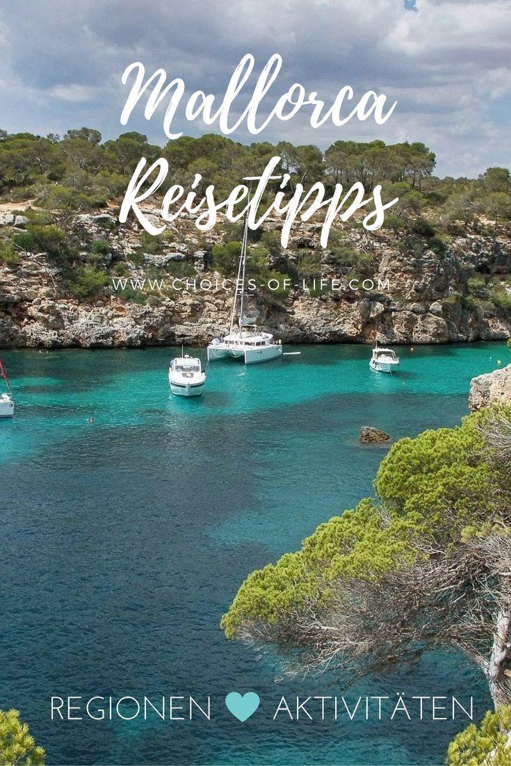 Mallorca Reisetipps: mehr als nur der Ballermann. Mehr Infos zu Aktivitäten, Hotels und den Regionen auf Mallorca. Urlaub Mallorca | Reise Mallorca | Reisetipp Mallorca