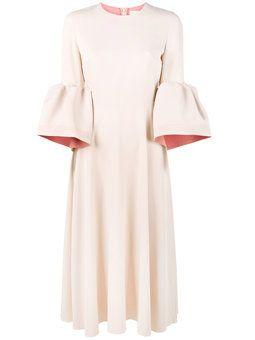 платье 'Turlin' с рукавами-колокол