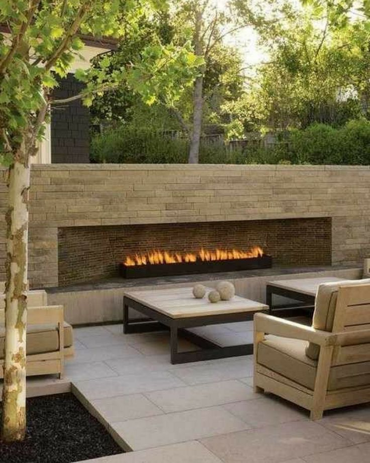 Outdoor Firestyles That Create Impact With Images Outdoor Gas Fireplace Backyard Fireplace Patio Fireplace