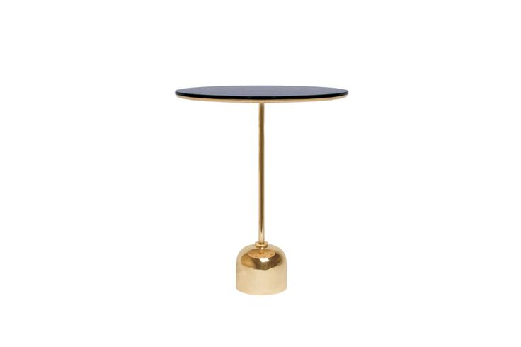 Tray-it Gold Side Table