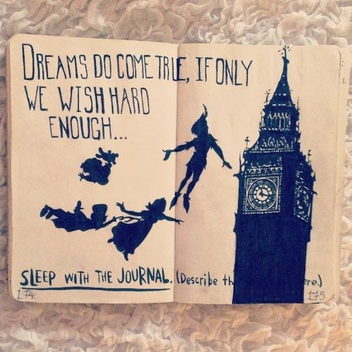Wreck this journal ideas. Oh! I have one. This might come in handy! (: