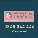 Permanence téléphonique Histoires de PARENTS