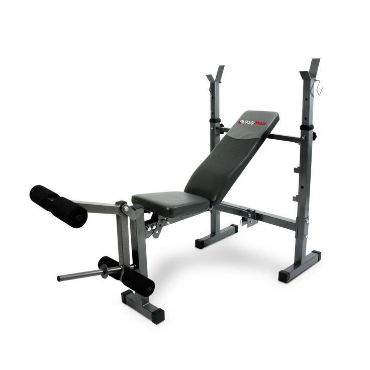 Bodymax CF342 Compact Folding Bench at Powerhouse Fitness