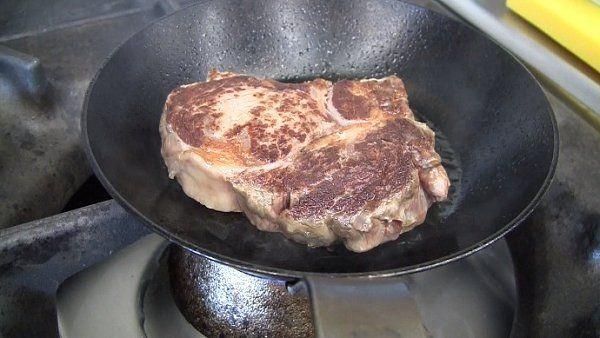 Jak připravit šťavnatý steak