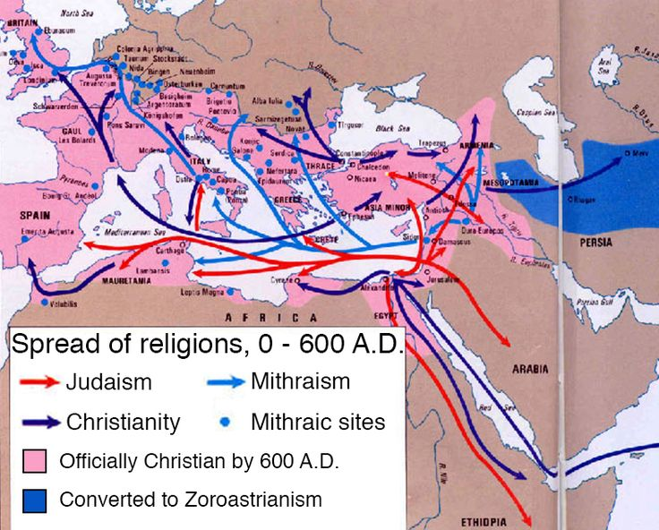 The Spread of Islam Through Trade & Conquest